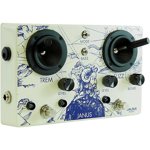 Walrus Audio Janus Tremolo/Fuzz thumbnail