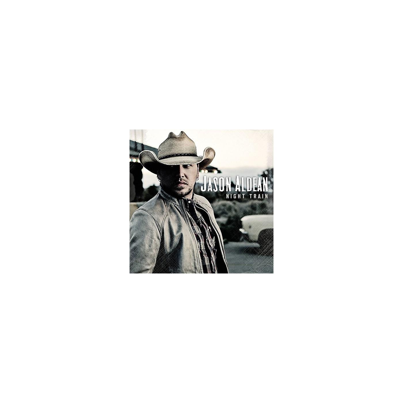 Alliance Jason Aldean - Night Train (CD) thumbnail