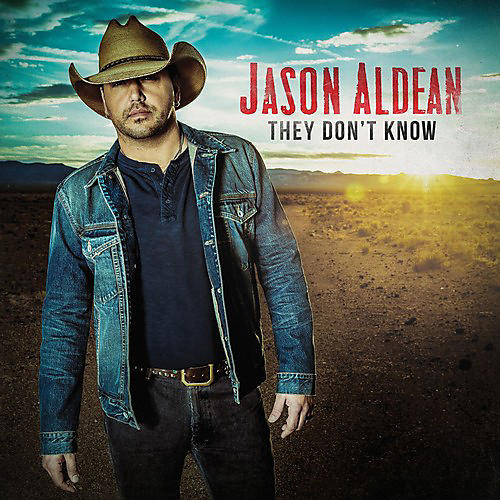 Alliance Jason Aldean - They Don't Know (CD) thumbnail