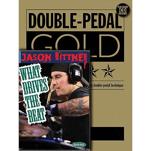 Hudson Music Jason Bittner - Double Bass Drum Pro Method (Book/CD/DVD Pack) DVD Series Performed by Jason Bittner thumbnail