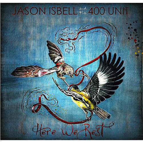 Alliance Jason Isbell - Here We Rest thumbnail