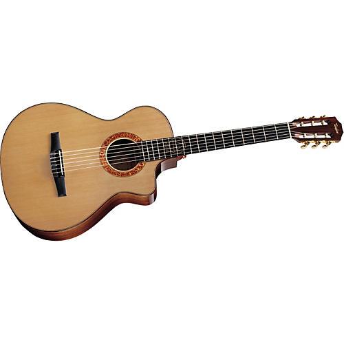 Taylor Jason Mraz Signature 2011 Model Nylon-String Acoustic-Electric Guitar thumbnail