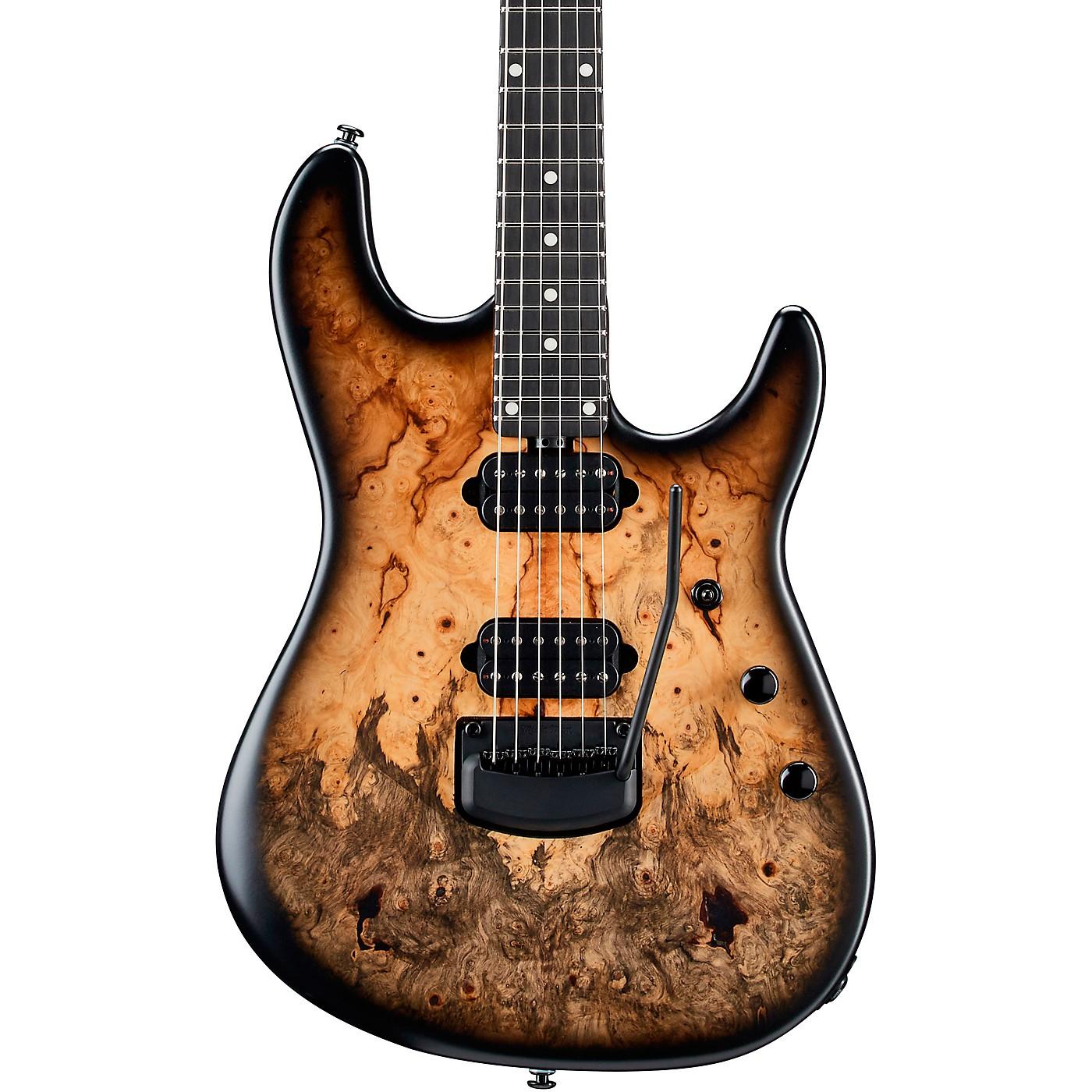 Ernie Ball Music Man Jason Richardson 6 String Electric Guitar with Black Hardware thumbnail