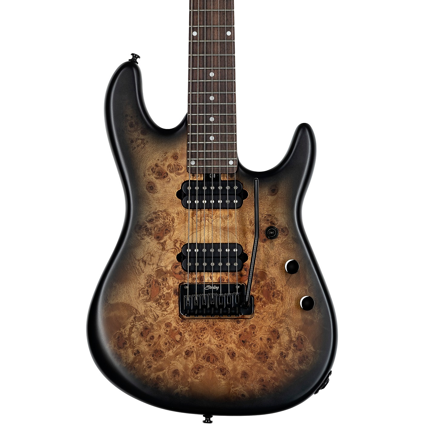 Sterling by Music Man Jason Richardson Cutlass Signature 7-String Electric Guitar thumbnail
