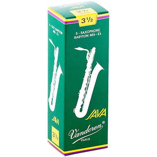 Vandoren Java Green Baritone Saxophone Reeds thumbnail