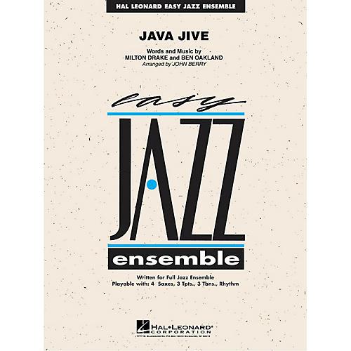 Hal Leonard Java Jive Jazz Band Level 2 Arranged by John Berry thumbnail