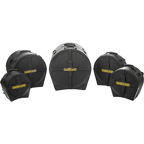 HARDCASE Jazz 5-Piece Drum Case Set thumbnail