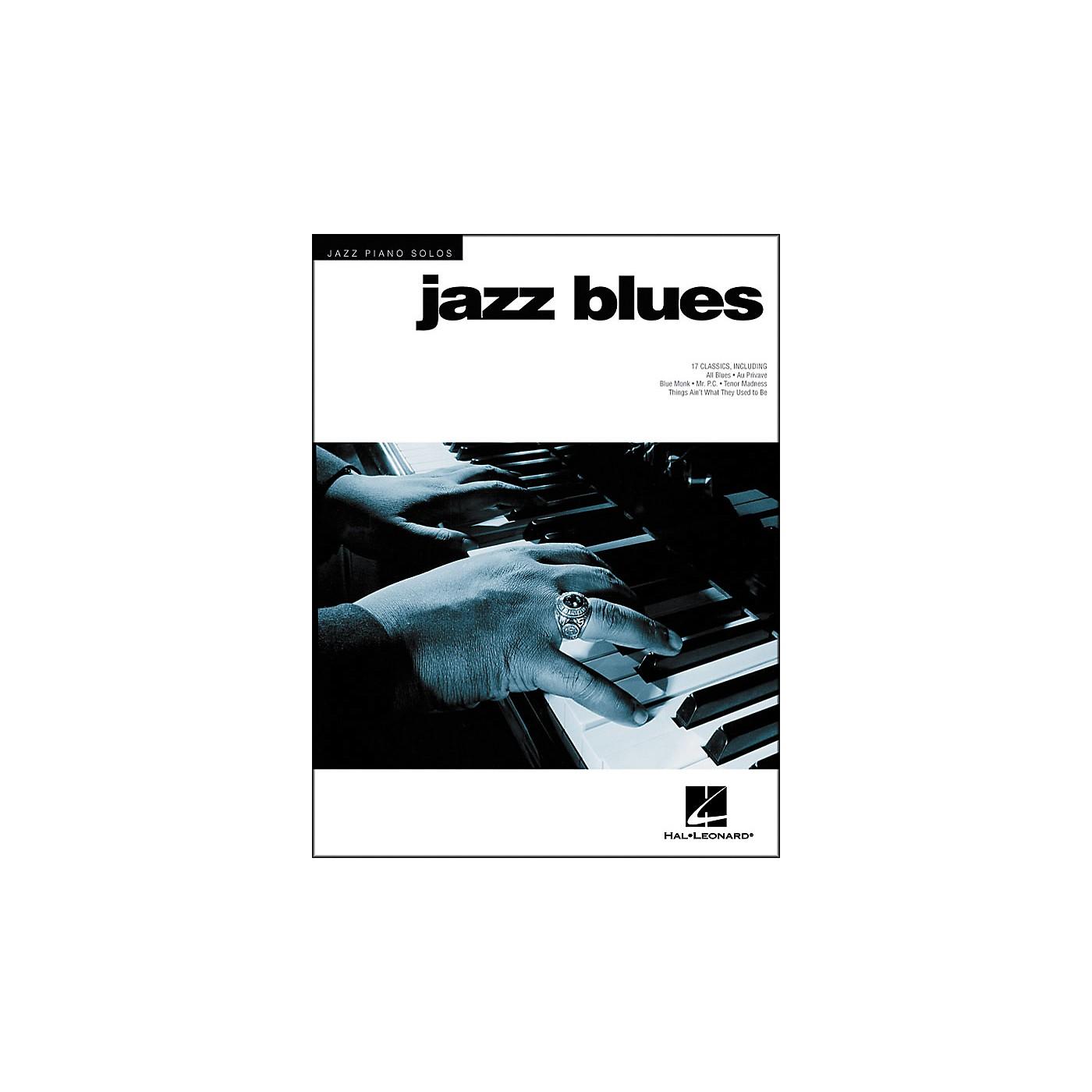 Hal Leonard Jazz Blues thumbnail