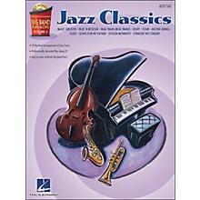 Hal Leonard Jazz Classics - Big Band Play-Along Vol. 4 Alto Sax