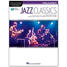 Hal Leonard Jazz Classics For Trumpet Instrumental Play-Along Book/Audio Online