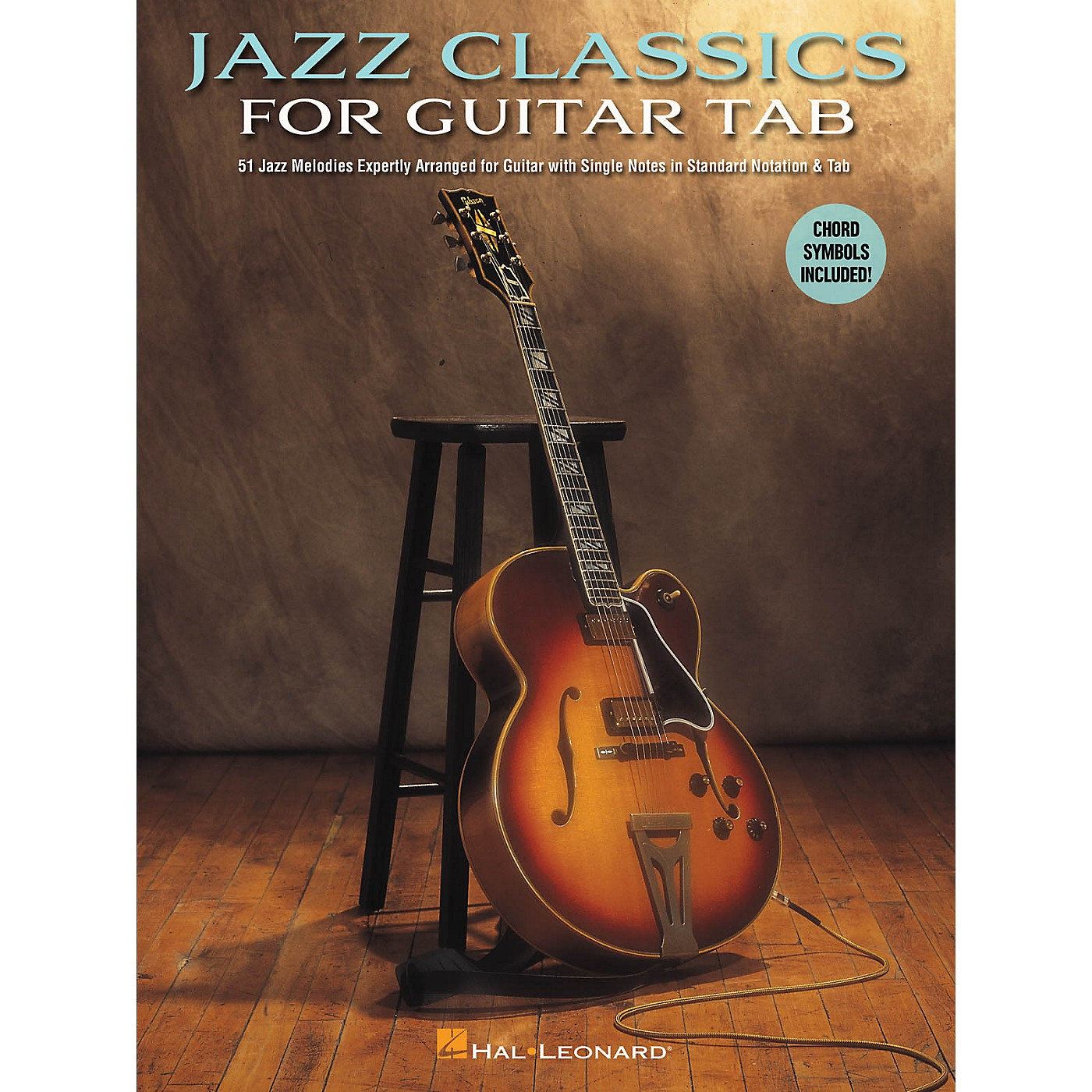 Hal Leonard Jazz Classics for Guitar Tab Guitar Collection Series Softcover thumbnail
