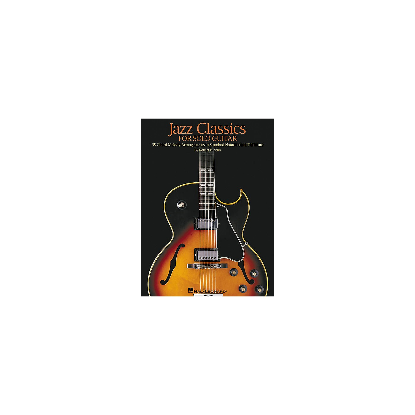 Hal Leonard Jazz Classics for Solo Guitar Book thumbnail