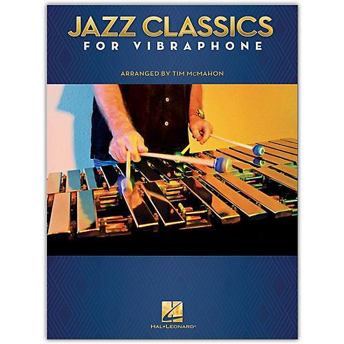 Hal Leonard Jazz Classics for Vibraphone thumbnail