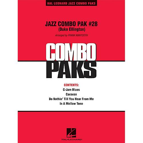 Hal Leonard Jazz Combo Pak #28 (Duke Ellington) Jazz Band Level 3 by Duke Ellington Arranged by Frank Mantooth thumbnail