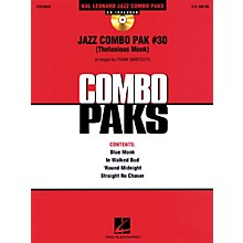 Hal Leonard Jazz Combo Pak #30 (Thelonious Monk) Jazz Band Level 3 by Thelonious Monk Arranged by Frank Mantooth