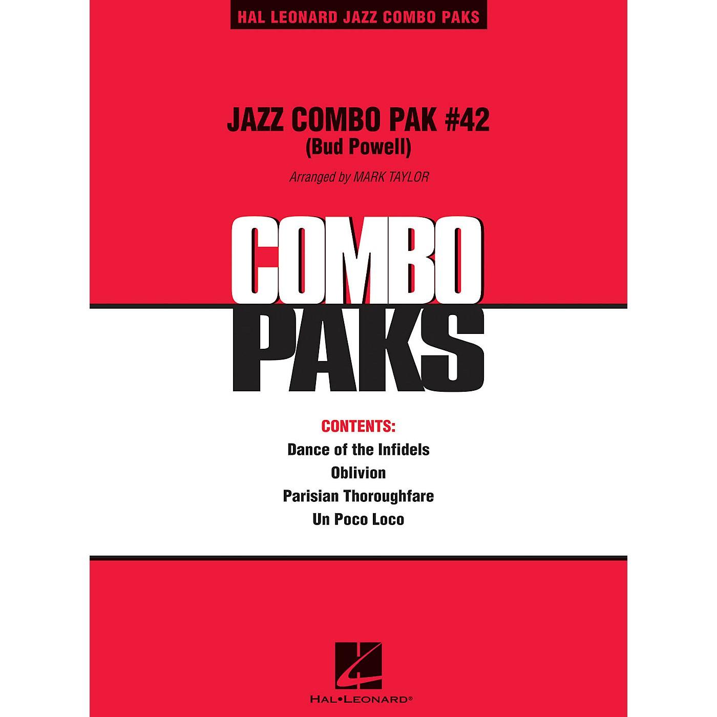 Hal Leonard Jazz Combo Pak #42 (Bud Powell) Jazz Band Level 3 Arranged by Mark Taylor thumbnail