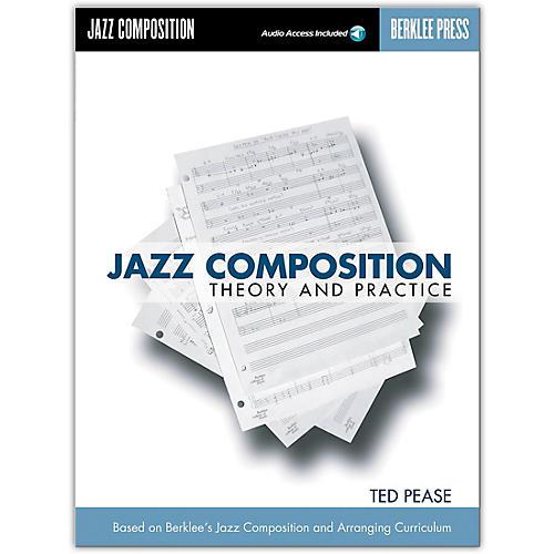 Berklee Press Jazz Composition Book/Online Audio thumbnail