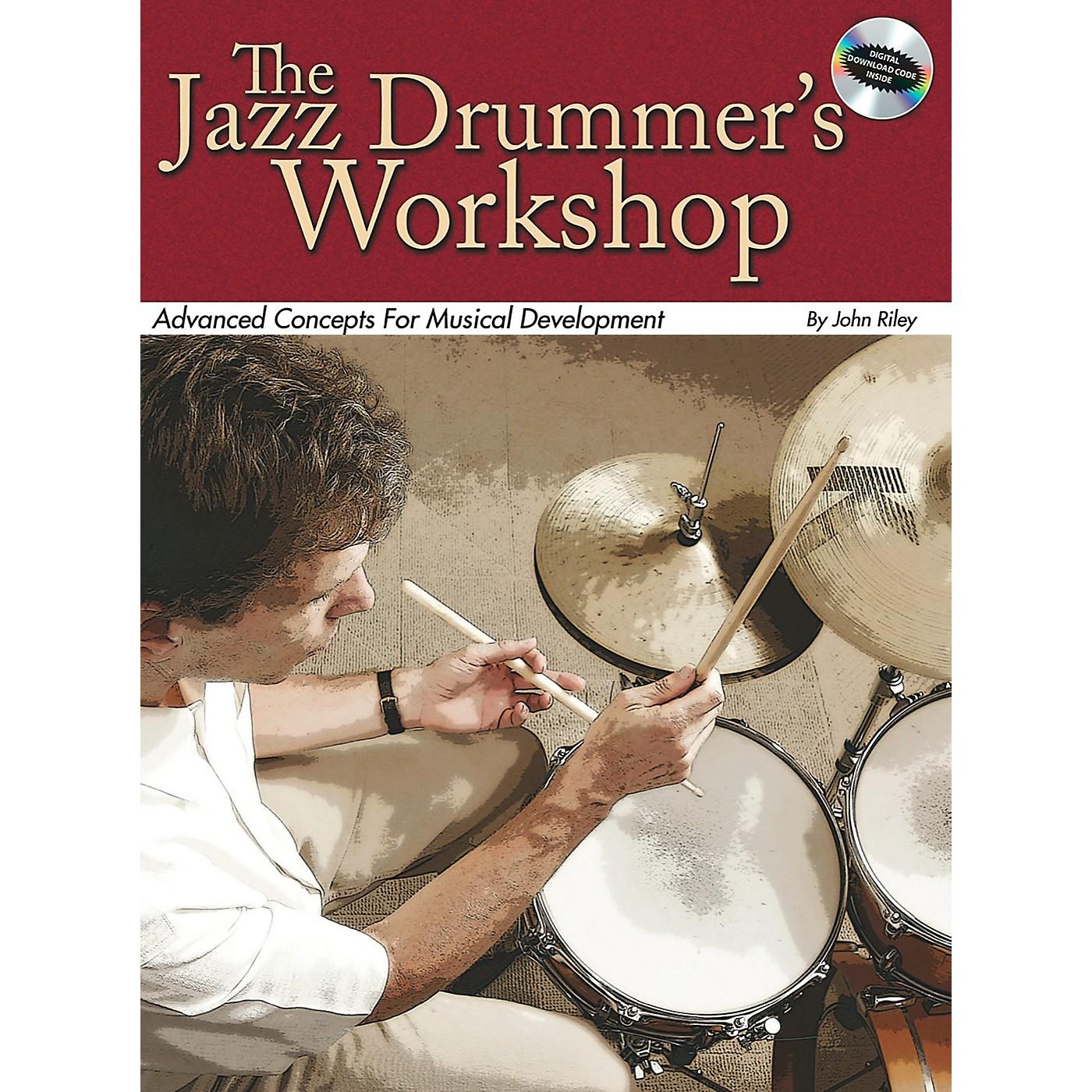 Hal Leonard Jazz Drummers Workshop - Advanced Concepts for Musical Development Book/CD thumbnail