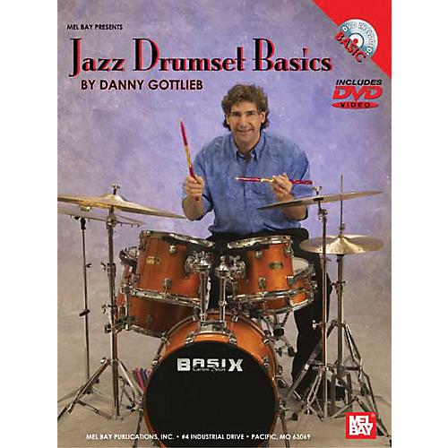 Mel Bay Jazz Drumset Basics DVD and Chart thumbnail