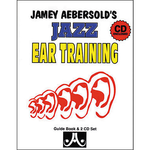 Jamey Aebersold Jazz Ear Training Book and CD thumbnail