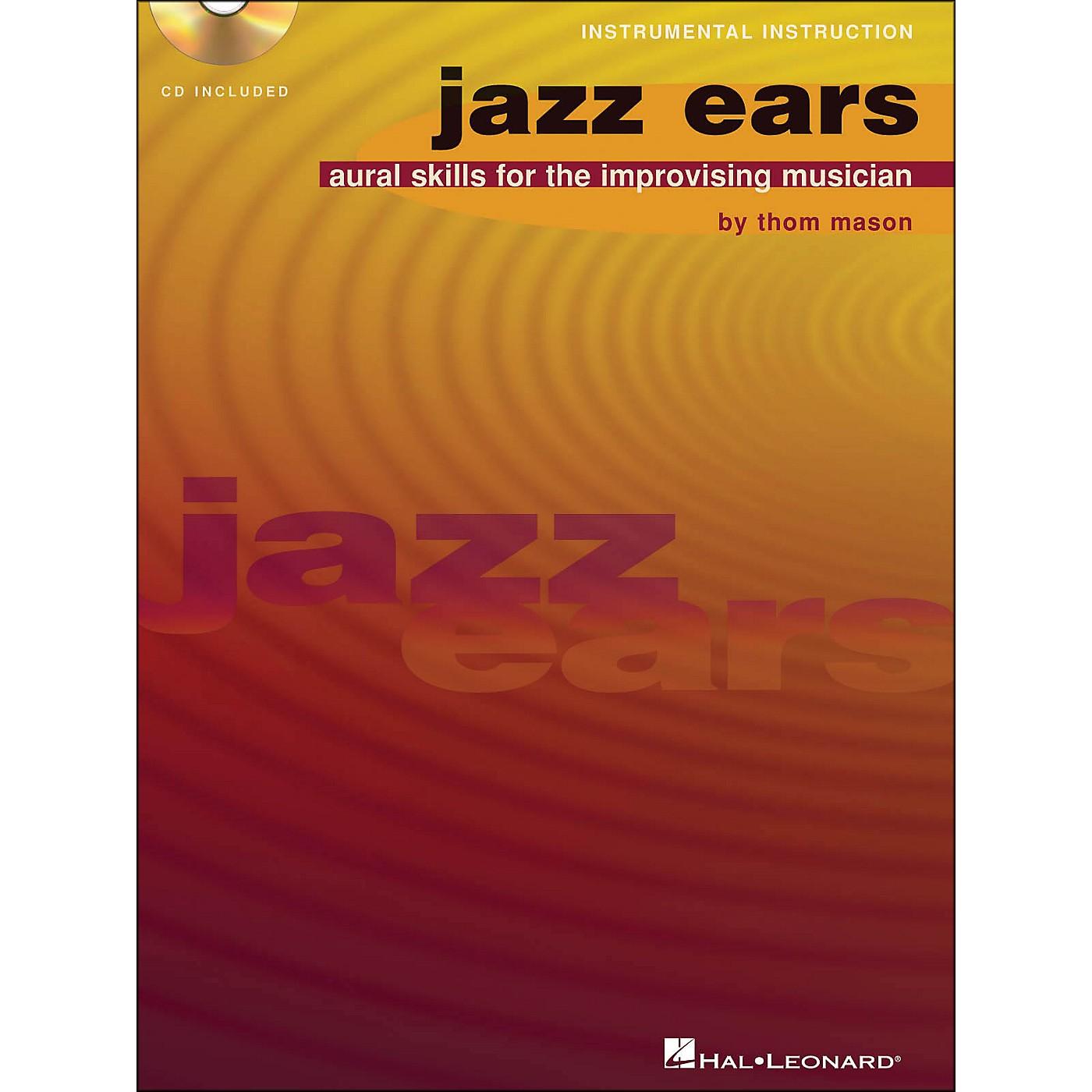 Hal Leonard Jazz Ears Book/CD thumbnail
