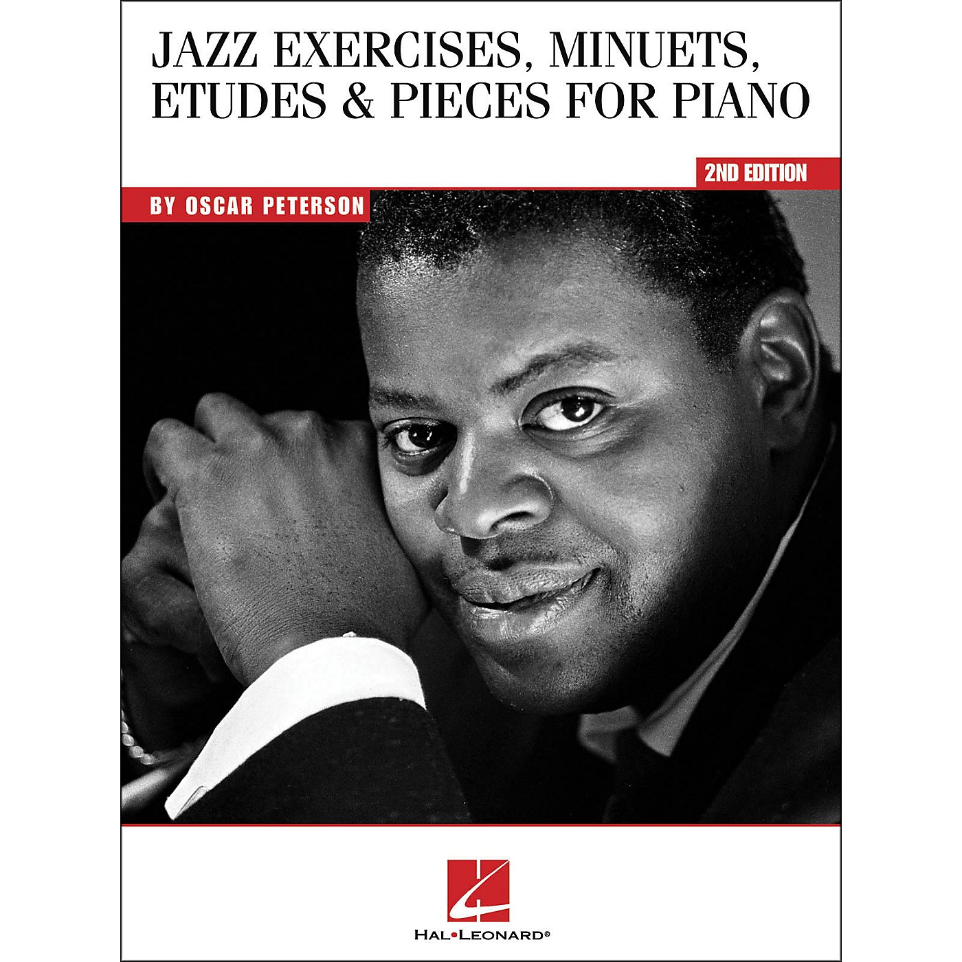Hal Leonard Jazz Exercises, Minuets, Etudes and Pieces for Piano 2Nd Edition thumbnail