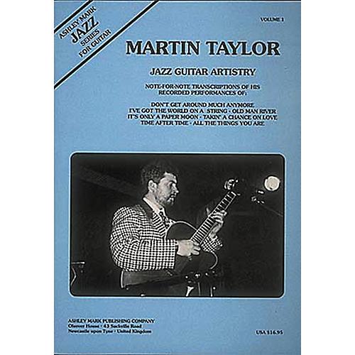 Hal Leonard Jazz Guitar Artistry Book thumbnail