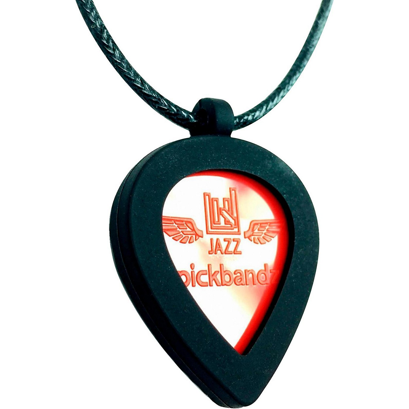 Pickbandz Jazz Guitar Pick Necklace thumbnail
