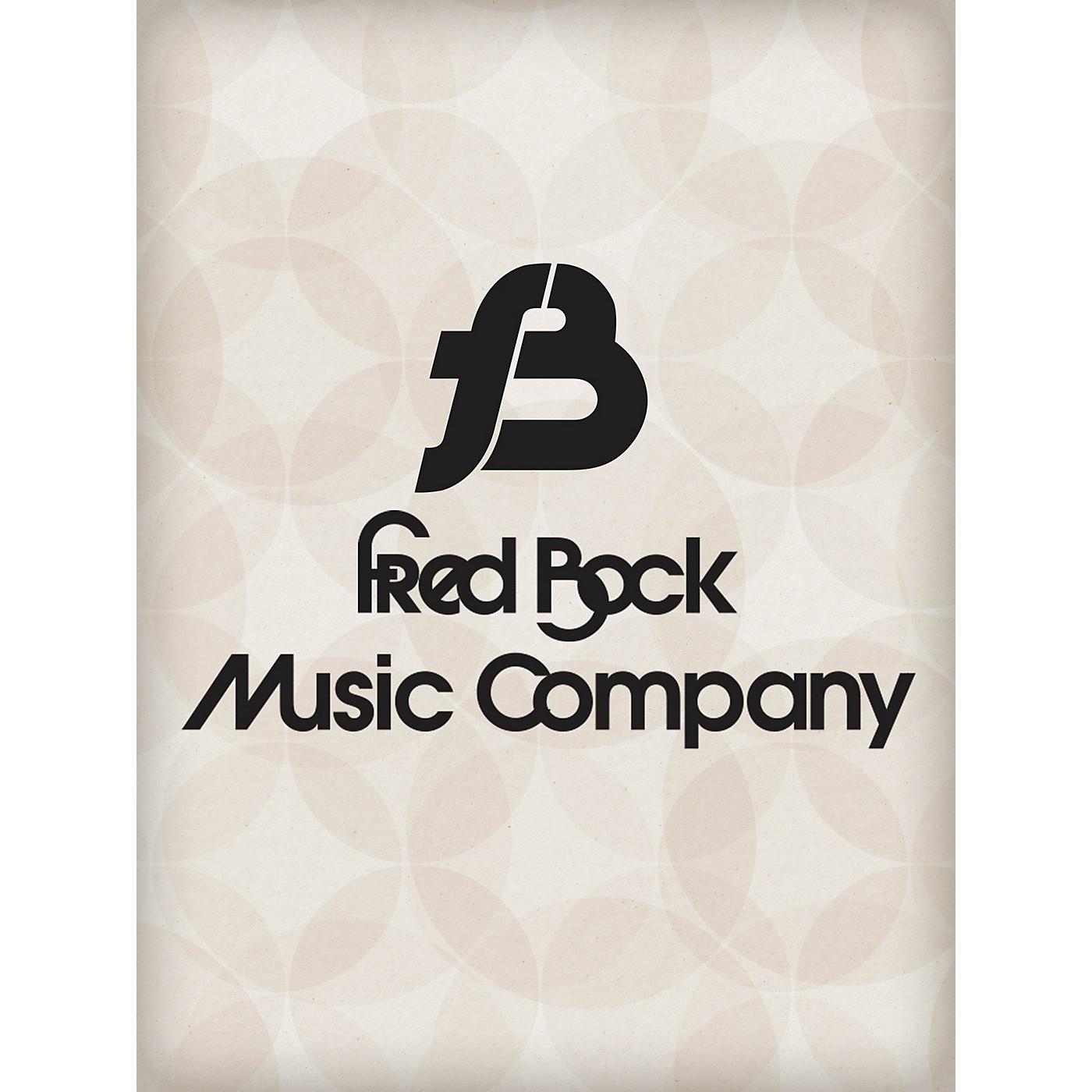 Fred Bock Music Jazz Hosanna! SATB Composed by Pepper Choplin thumbnail