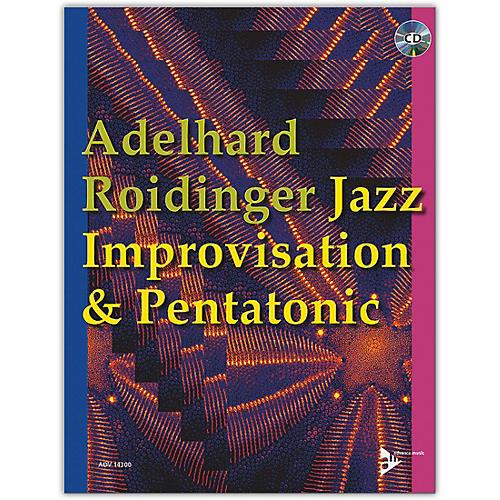 ADVANCE MUSIC Jazz Improvisation & Pentatonic Book & CD thumbnail