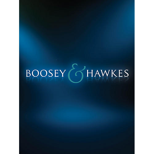 Boosey and Hawkes Jazz-Man (from Friday Afternoons) UNIS Composed by Benjamin Britten thumbnail