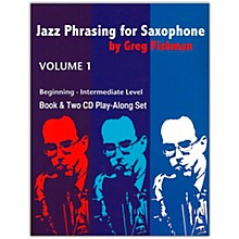 Jamey Aebersold Jazz Phrasing For Saxophone