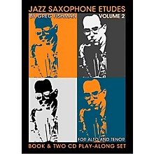 Jamey Aebersold Jazz Phrasing For Saxophone Vol.2