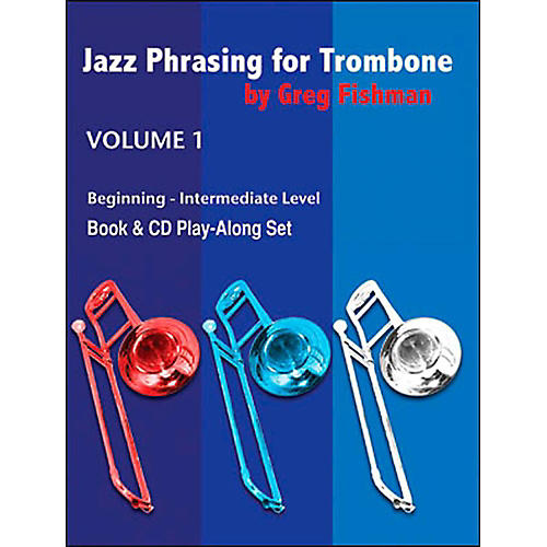Jamey Aebersold Jazz Phrasing For Tombone thumbnail