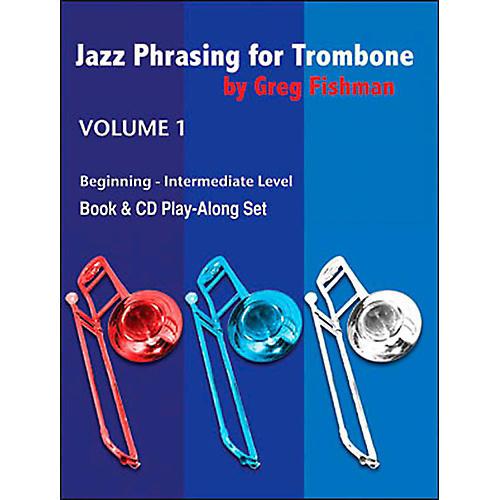 Jamey Aebersold Jazz Phrasing For Tombone-thumbnail