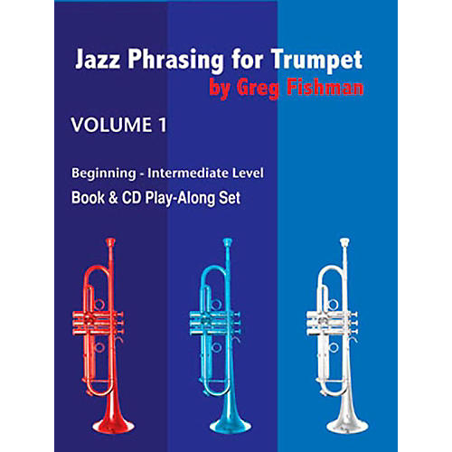 Jamey Aebersold Jazz Phrasing For Trumpet-thumbnail