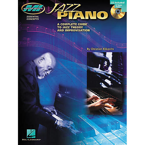 Musicians Institute Jazz Piano (Book/CD) thumbnail
