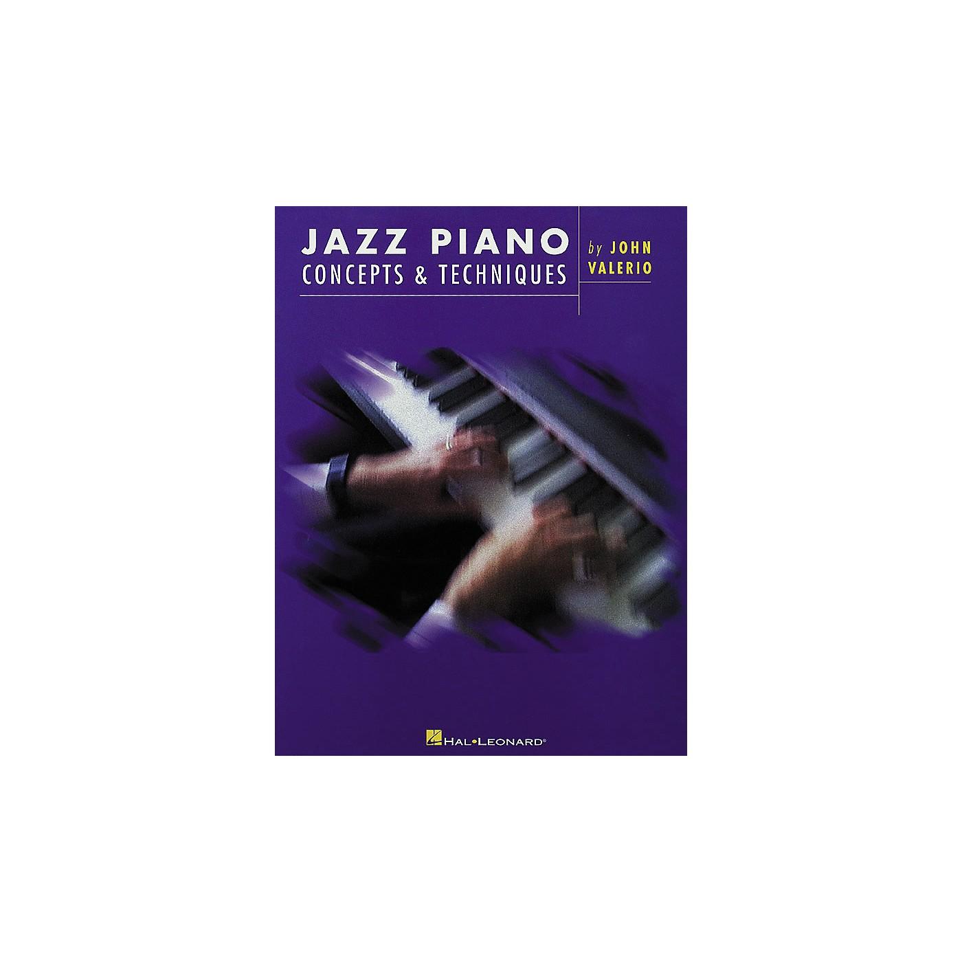 Hal Leonard Jazz Piano Concepts & Techniques thumbnail