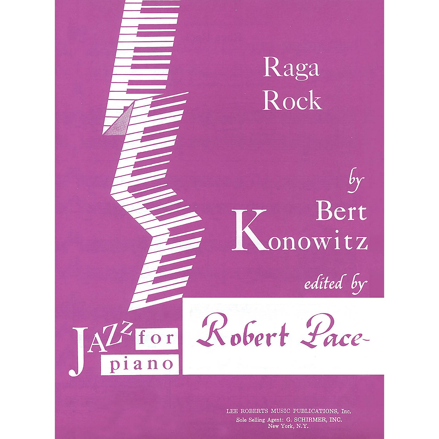 Lee Roberts Jazz-Rock (Multi-Level), Raga Rock Pace Jazz Piano Education Series thumbnail