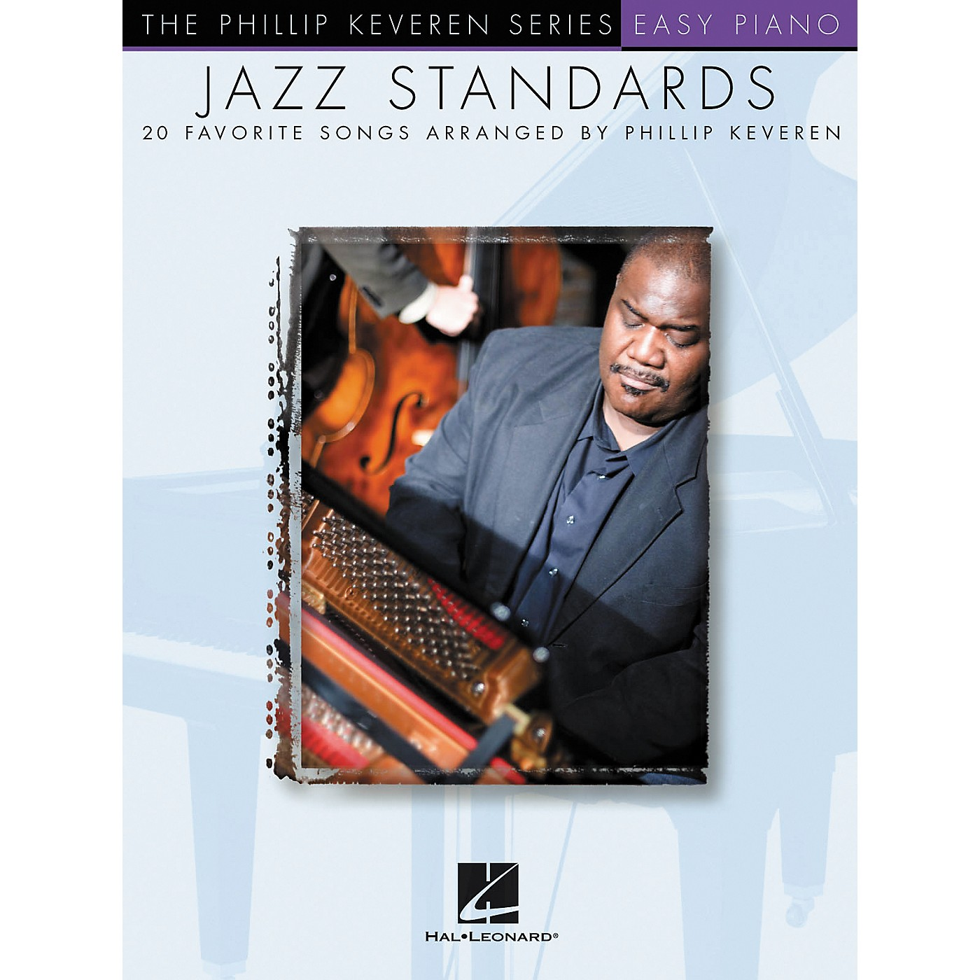 Hal Leonard Jazz Standards - Phillip Keveren Series For Easy Piano thumbnail