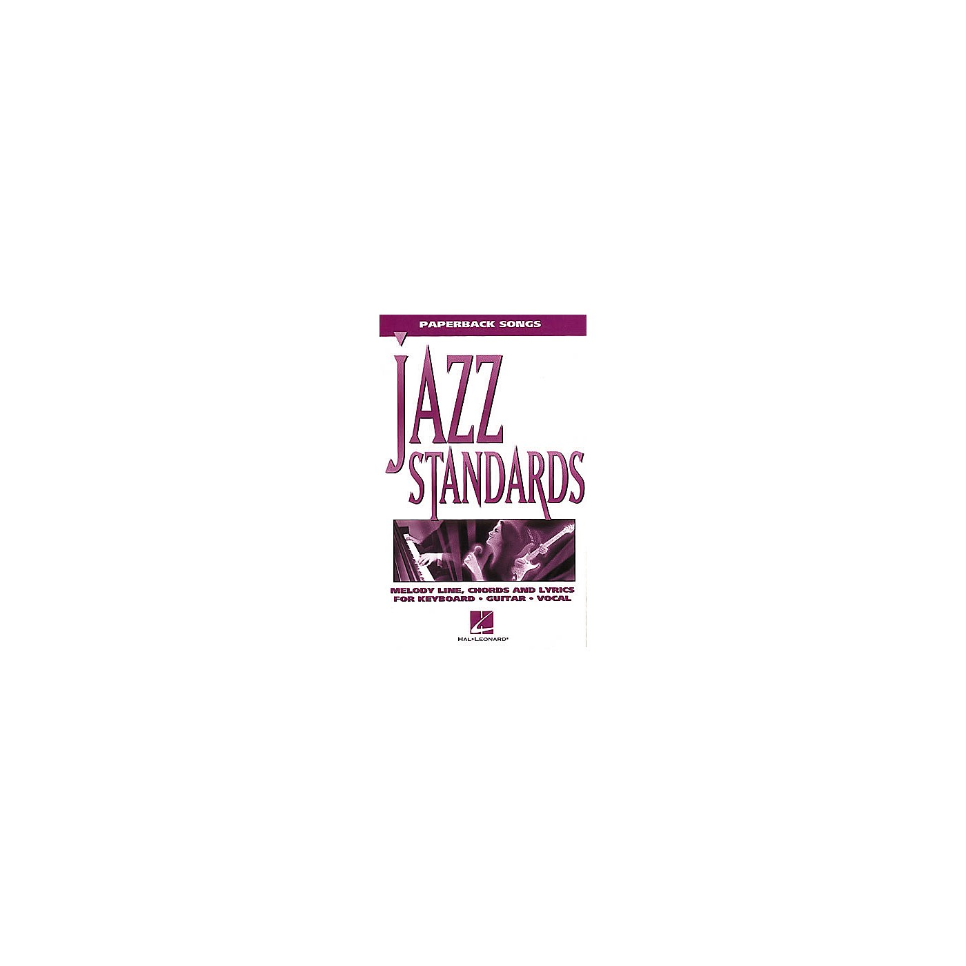Hal Leonard Jazz Standards Book thumbnail