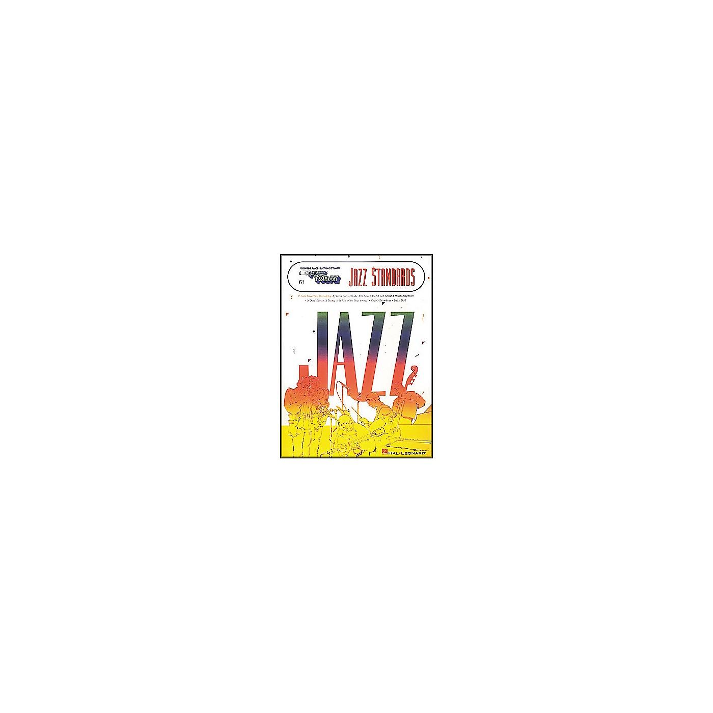 Hal Leonard Jazz Standards E-Z Play 61 thumbnail