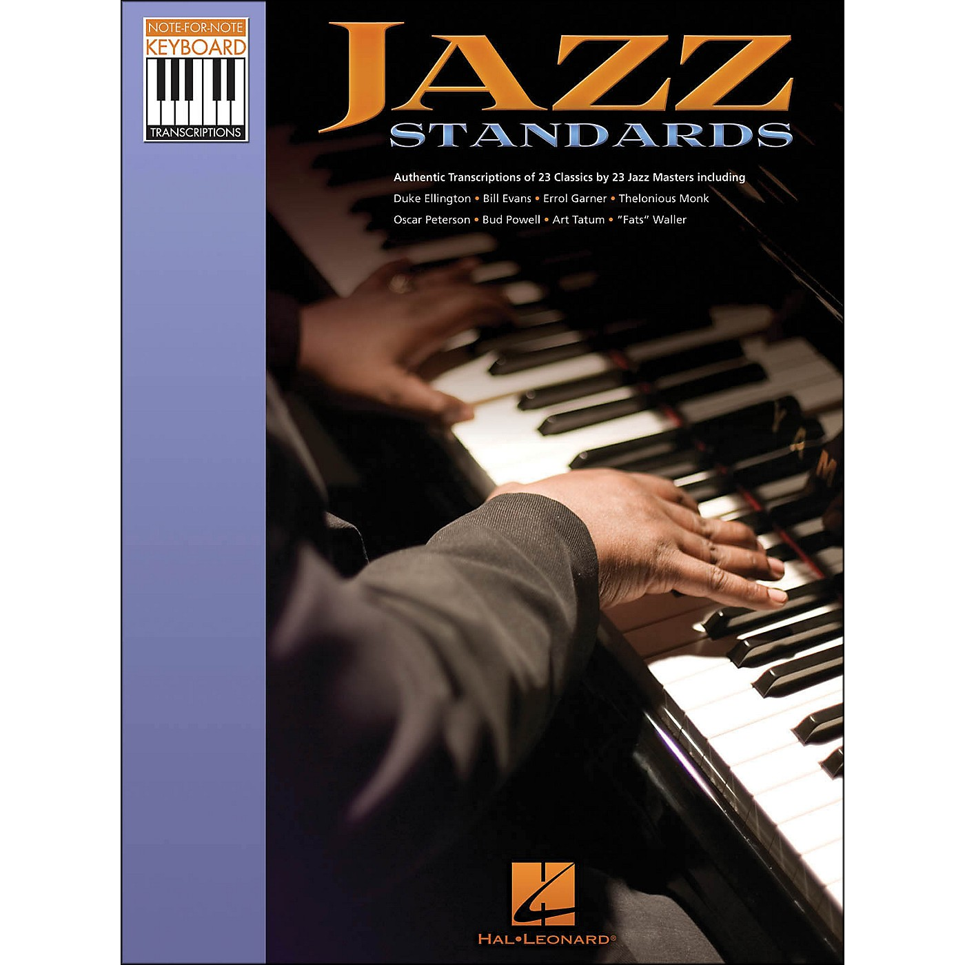 Hal Leonard Jazz Standards Note for Note Piano Transcriptions thumbnail