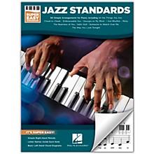 Hal Leonard Jazz Standards-Super Easy Songbook