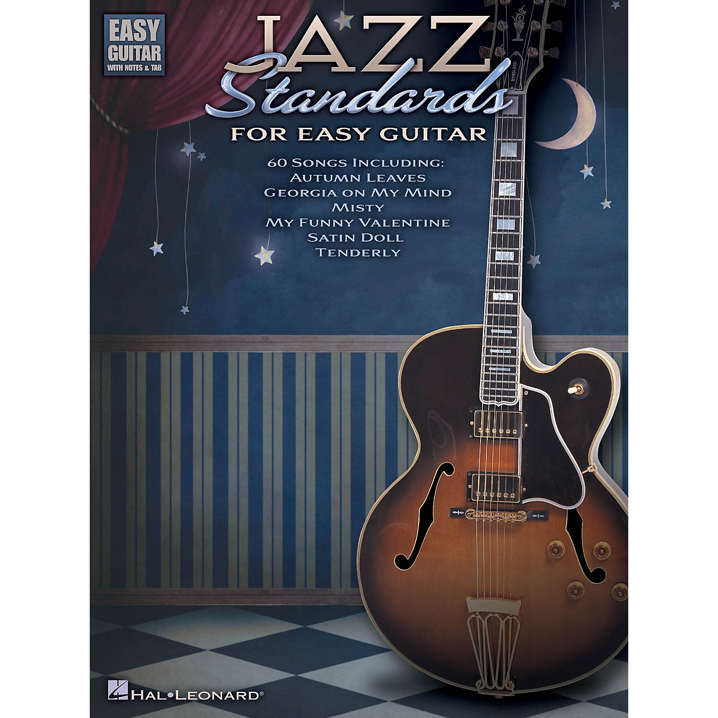 Hal Leonard Jazz Standards for Easy Guitar (Includes Tab) Easy Guitar Series Softcover thumbnail