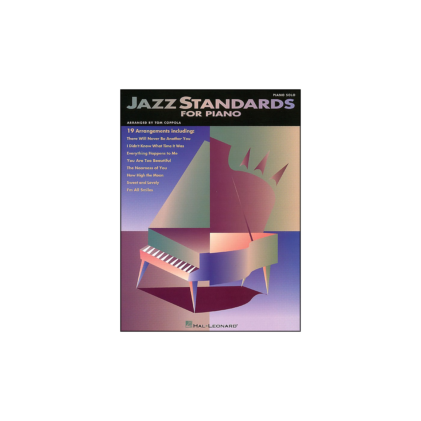 Hal Leonard Jazz Standards for Piano arranged for piano solo thumbnail