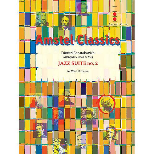 Amstel Music Jazz Suite No. 2 - Complete Concert Band Level 3-5 by Dmitri Shostakovich Arranged by Johan de Meij thumbnail