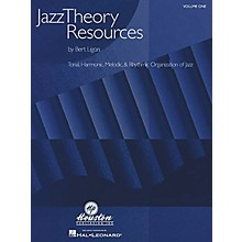 Houston Publishing Jazz Theory Resources Volume 1 Book