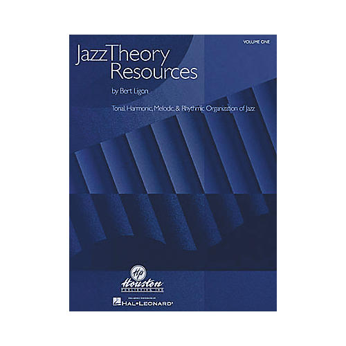 Houston Publishing Jazz Theory Resources Volume 1 Book thumbnail
