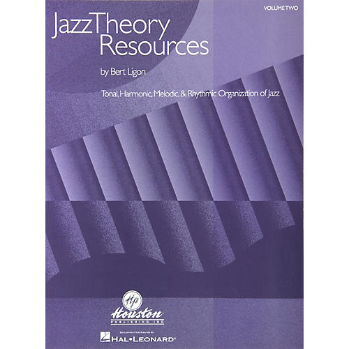 Houston Publishing Jazz Theory Resources Volume 2 Book thumbnail